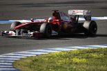 F1 | アロンソ、フェラーリF10の仕上がりに自信。「100パーセントに近づきつつある」