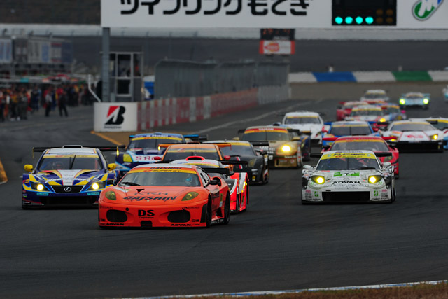 スーパーGTの2010年間エントリー発表 38台が名を連ねる(2)
