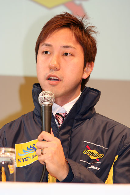 キグナス/SUNOCOが今年も石浦を擁しFニッポン参戦へ「初勝利を成し遂げたい」(4)