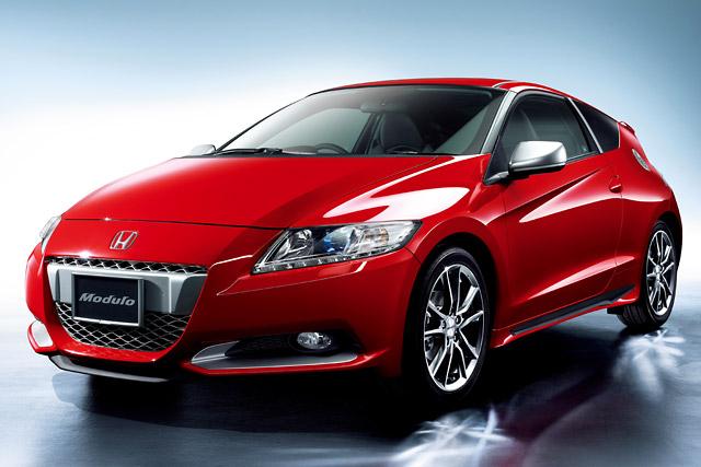 【Honda】新型ハイブリッドカー「CR-Z」を発売(5)