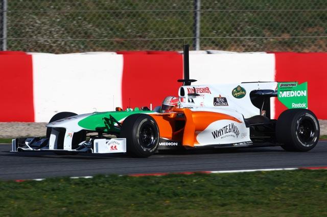 バルセロナ合同テスト、各チームの走行スケジュールが発表(1)