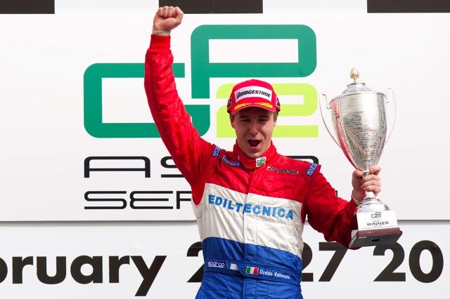 GP2アジア第5戦サクヒール:バルセッキが今季3勝目を挙げタイトルを獲得(1)