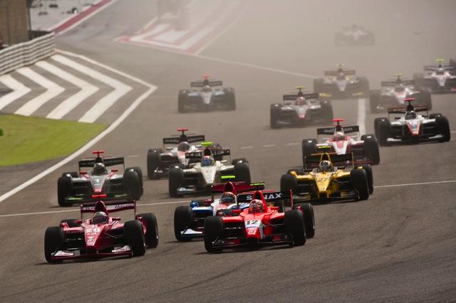 GP2アジア第5戦サクヒール:バルセッキが今季3勝目を挙げタイトルを獲得(2)