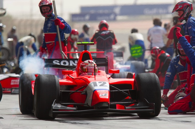 GP2アジア第5戦サクヒール:バルセッキが今季3勝目を挙げタイトルを獲得(4)