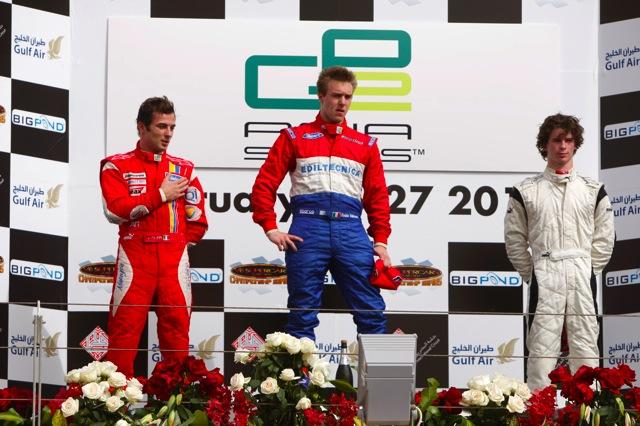 GP2アジア第5戦サクヒール:バルセッキが今季3勝目を挙げタイトルを獲得(5)