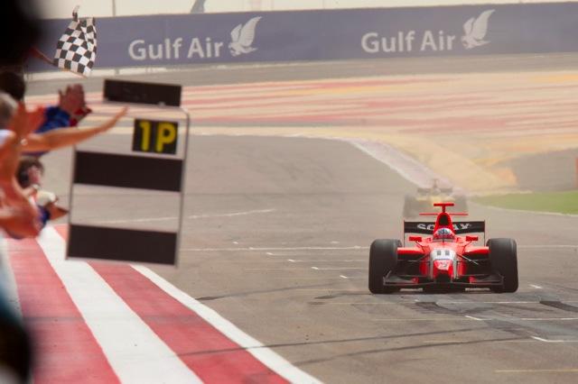 GP2アジア第5戦サクヒール:アーデンのピックが初優勝。iスポーツがタイトル(1)