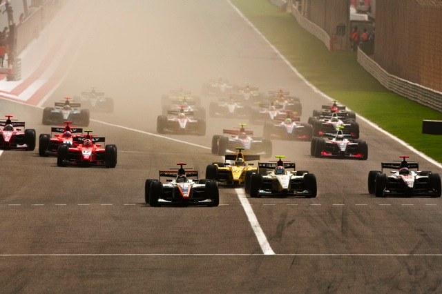 GP2アジア第5戦サクヒール:アーデンのピックが初優勝。iスポーツがタイトル(2)