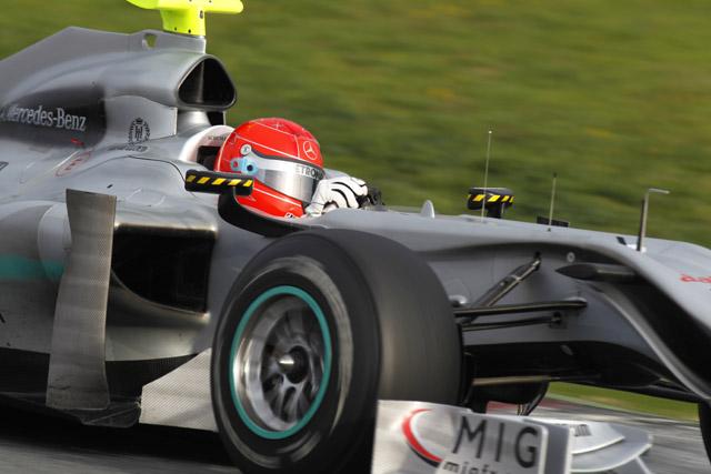 バルセロナ合同テスト4日目、マクラーレンが最速タイムで締めくくる(4)