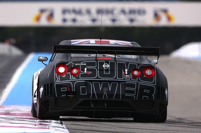 【NISMO】2010年FIA GT1世界選手権 参戦仕様NISSAN GT-Rがパリでアンベール(2)