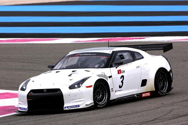 【NISMO】2010年FIA GT1世界選手権 参戦仕様NISSAN GT-Rがパリでアンベール(3)