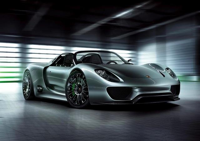 【ポルシェジャパン】ポルシェがジュネーブモータショーで高性能なコンセプトスポーツモデル、918スパイダーを発表(1)
