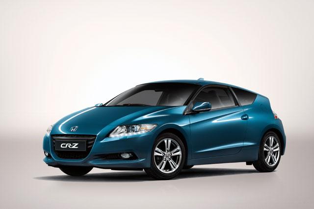 【Honda】欧州仕様「CR-Z」をジュネーブモーターショーにて発表(1)