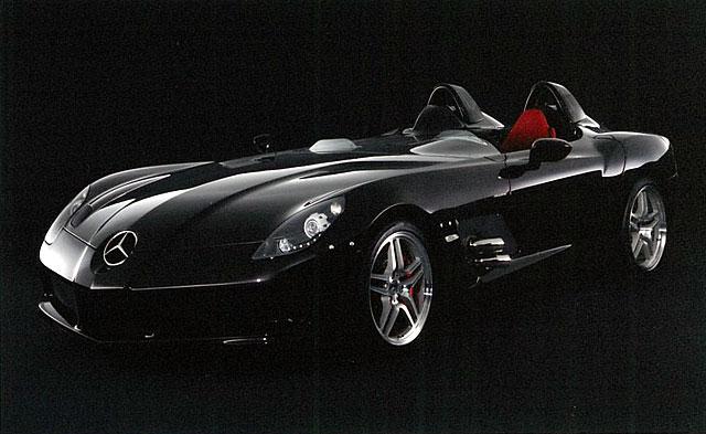 【メルセデス・ベンツ】メルセデス・ベンツ SLR Stirling Mossを限定発売(1)