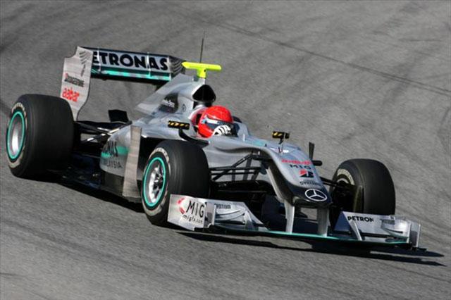 ハウグ「メルセデスGPはシーズン序盤は表彰台も無理」(1)