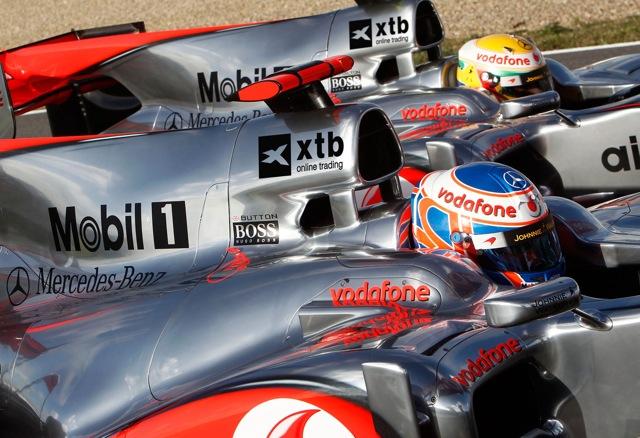 マクラーレン、ポーランド初のF1参入企業を迎える(1)