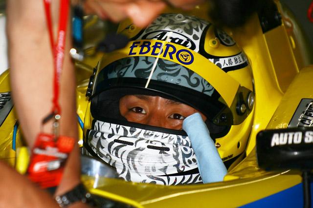 新体制で全日本F3選手権に参戦のスリーボンドが関口雄飛を起用(1)
