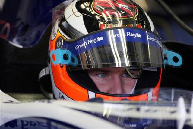 「F1ドライバーになるって最高の気分!」とヒュルケンベルグ(1)