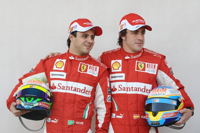 F1バーレーンGP、新旧チャンピオンが木曜会見に勢揃い(2)