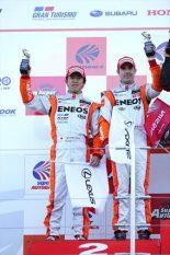 スーパーGT   【トヨタモータースポーツニュース】チーム ルマンのLEXUS SC430が2位表彰台獲得