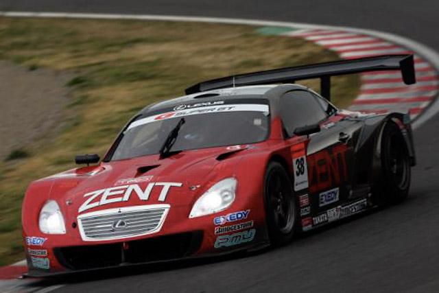 【LEXUS TEAM ZENT CERUMO】2010 SUPER GT Race Report SUPER GT 第1戦 SUZUKA(1)