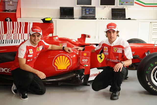 フェラーリ、シェルとの契約を5年延長(1)
