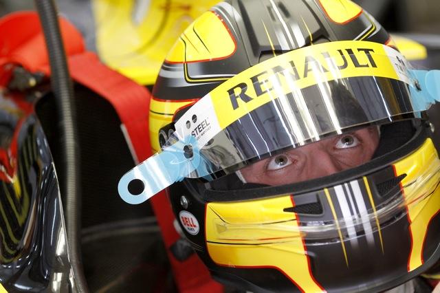 F1第2戦オーストラリアGP開幕、FP1はルノーのクビカがトップ。可夢偉は2度の赤旗原因に(1)