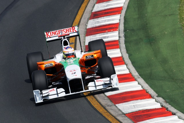 F1第2戦オーストラリアGP開幕、FP1はルノーのクビカがトップ。可夢偉は2度の赤旗原因に(3)