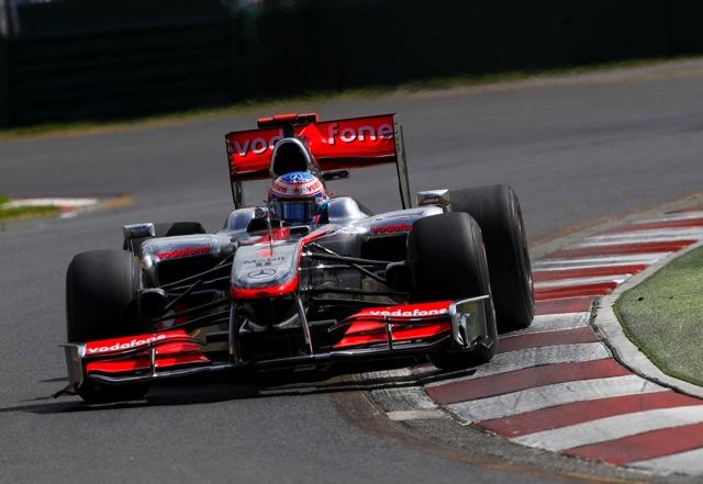 F1オーストラリアGP、FP2はマクラーレン勢が1-2。可夢偉は13番手(2)
