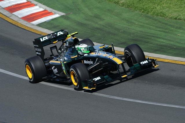F1オーストラリアGP、FP2はマクラーレン勢が1-2。可夢偉は13番手(5)