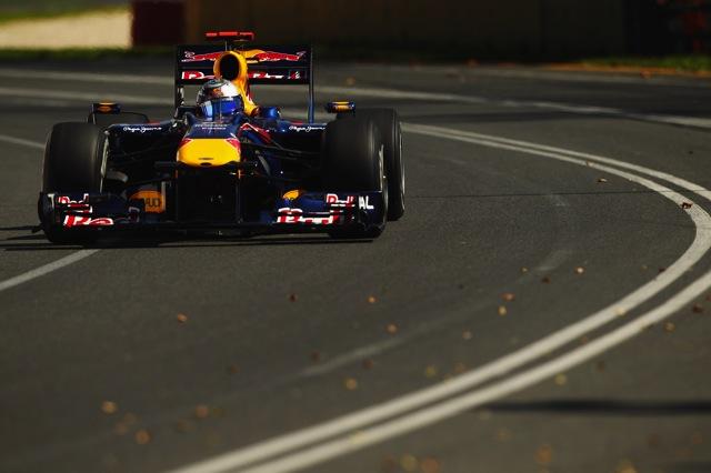 F1オーストラリアGP予選、ベッテルが2戦連続のポール獲得。レッドブルがフロントロウを独占(1)