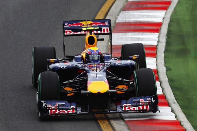 F1オーストラリアGP予選、ベッテルが2戦連続のポール獲得。レッドブルがフロントロウを独占(2)