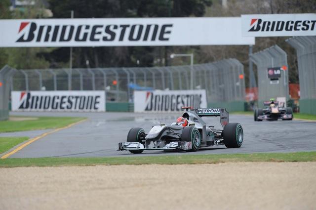 F1オーストラリアGP予選、ベッテルが2戦連続のポール獲得。レッドブルがフロントロウを独占(4)