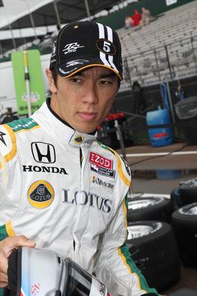 密着! 佐藤琢磨inインディ(6)第2戦予選「予選でペナルティを受けたが、レースを経験することを楽しみにしている」(3)