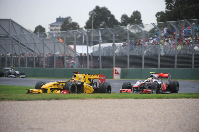 F1オーストラリアGP決勝