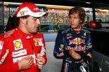 F1 | ベッテル、フェラーリに憧れ。「フェラーリドライバーになるのは特別なこと」