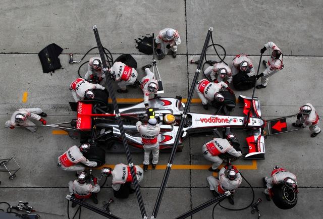 F1マレーシアGP決勝