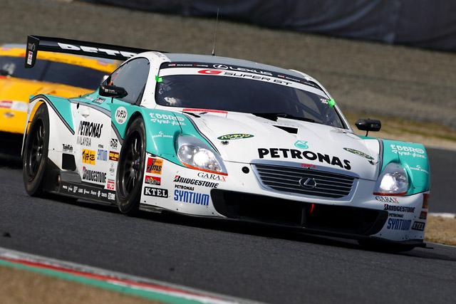 【トヨタモータースポーツニュース】SUPER GT第2戦岡山 LEXUS SC430が2−3位表彰台獲得(2)