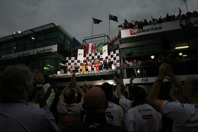 オーストラリアGP、2011年は決勝スタート時間が繰り上げへ(1)