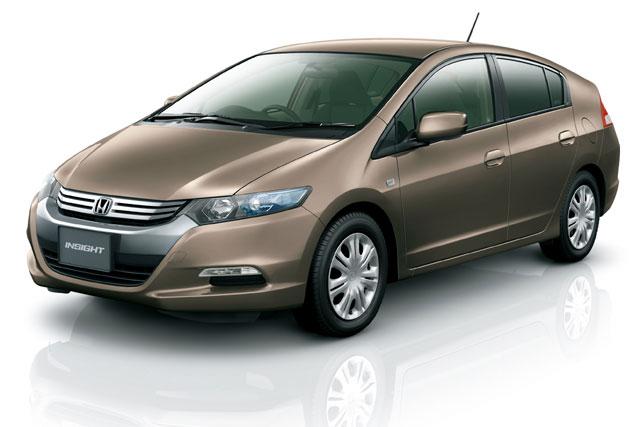 【Honda】インサイト G 特別仕様車「HDDナビ スペシャルエディション」を発売(1)