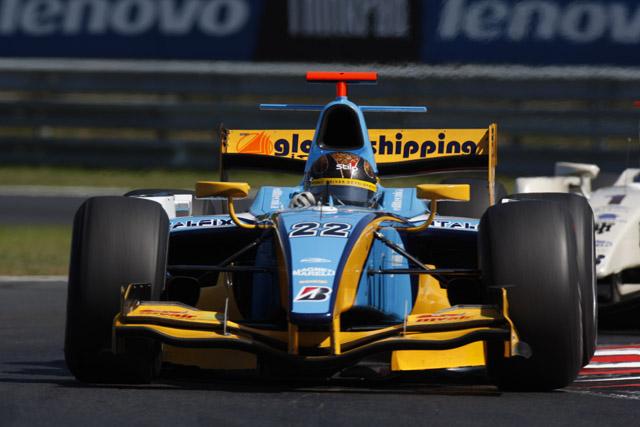 デュランゴ、2011年F1へのエントリーを申請(1)