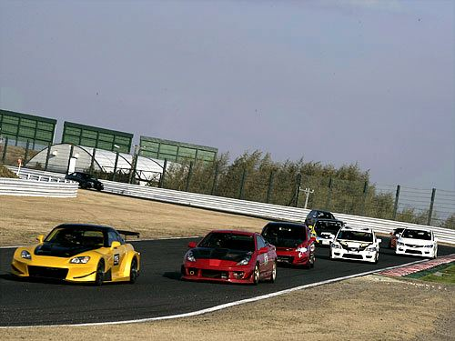 【JS RACING】恒例!鈴鹿サーキットフルコース走行会「SUZUKA ATTACK 2010 Rd.2」(2)