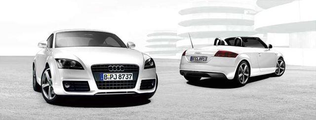 【アウディジャパン】「 Audi TT S-line Passion Upgrade Campaign 」開始 − 先着100名に「S-line」への無償アップグレードクーポンを進呈 −(1)