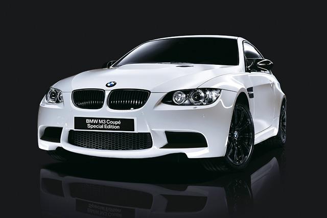 【BMW Group PressClub Japan】BMW M3 クーペ Special Edition ハイパフォーマンスなM3のキャラクターをより強調する限定12台の特別仕様車(1)