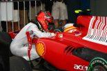 F1 | アロンソ「ミハエルはチャンピオンの有力候補」。マシンがよくなれば怖い存在に