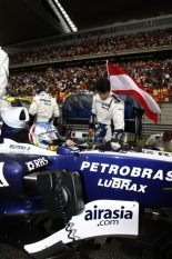 F1 | ブルツ、キャリア最後の舞台でスチュワードを務める