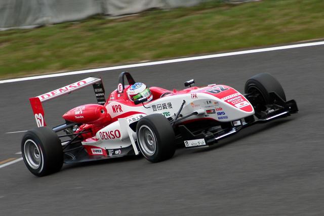全日本F3鈴鹿予選:国本、嵯峨がポールを分け合う(2)
