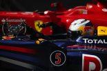 F1 | F1中国GP予選、ポールはベッテル。レッドブルが再びフロントロウ独占。可夢偉は15番手