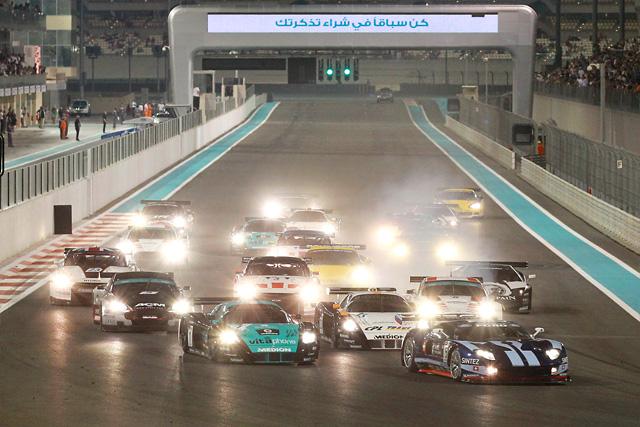 FIA GT1世界選手権開幕! マテック・フォードGTが開幕勝利を飾る(1)