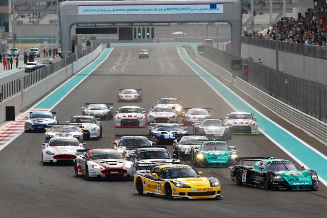 FIA GT1世界選手権開幕! マテック・フォードGTが開幕勝利を飾る(4)