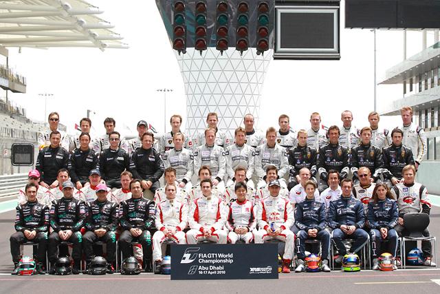FIA GT1世界選手権開幕! マテック・フォードGTが開幕勝利を飾る(5)